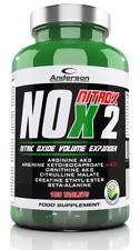 ANDERSON NOX NITROX-2 100 TAV testosterone boost con Arginina e Citrullina