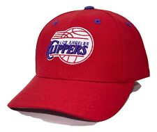 Los Angeles LA Clippers PUMA Team Apparel NBA Logo Adjustable Basketball Cap Hat