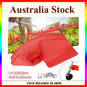 Brushcutter Guard Shield For 24mm 26mm 28mm Shaft Trimmer Brush Cutter Lawnmower