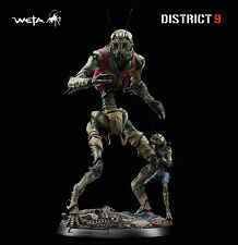 Weta Christopher and son statue   District 9
