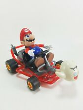 Mario Kart 64 Figure Video Game Toy Biz Nintendo Mario 1999 COMPLETE & WORKING