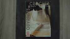 Vieux magazine : Ouvrages au crochet - Album n°25 - 1984