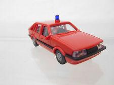eso-4100Rietze 1:87 Mazda 626 Feuerwehr sehr guter Zustand