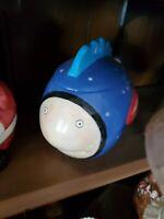 Blue Fish COOKIE JAR