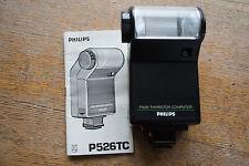 Philips P526 Thyristor Computer Flash gun