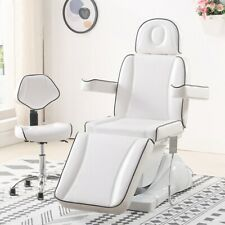 Full Electric Massage Chair Facial Dentist esthetician Bed Table matching stool