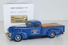 MINIMARQUE 1/43 US9A - 1946 HUDSON PICK-UP - MENTONE CONSTRUCTION CORP