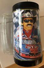 Vintage 1992 Richard Petty King 43 STP Grand Prix Travel Coffee Mug Carolina