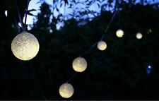 Britta Products Solar String Lights - Luminous Glow Solar Lights - TWO (2) Sets