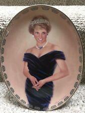 Princess Diana Bradford Exchange Queen of Our Hearts Plate#4-V Special Princess