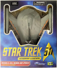 Star Trek TOS ELECTRONIC ROMULAN BIRD OF PREY STARSHIP LEGENDS Diamond Select