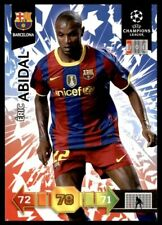 Panini Adrenalyn XL UEFA Champions League 2010/2011 FC Barcelona Eric Abidal