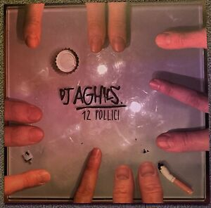 DJ Aghils - 12 pollici (Rap - LP - Vinyl)