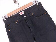 jy2619 Pantalones vaqueros Levi Original Premium 501 pernera recta Vintage Talla
