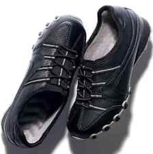 Black Comfort Walk Shoe Wide size 7 W