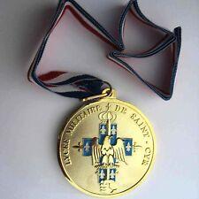 Lycée Militaire de Saint-Cyr l'Ecole Médaille 68 mm