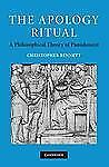 The Apology Ritual : A Philosophical Theory of Punishment by Christopher...