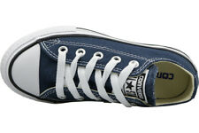 Kids's Converse Chuck Taylor All Star Core Ox Low Rise Trainers in Blue UK 12 Kids / EU 30