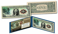 1869 George Washington Rainbow One-Dollar Banknote Hybrid New Modern $1 Bill
