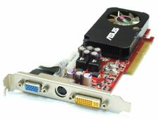 Asus AH3450/HTP/256M/A ATI Radeon HD3450 256MB AGP PC Video Card/Grafikkarte DVI