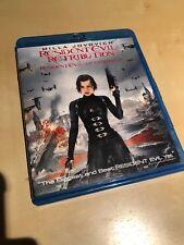 Resident Evil: Retribution (Blu-ray Disc, 2012, Canadian Bilingual)