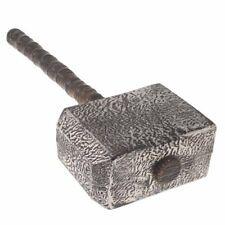 Thor Hammer Costume Prop Mjolnir Movie Marvel Comics Viking Weapon Cosplay Gift