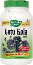 Gotu Kola Herb, Nature's Way, 100 capsule