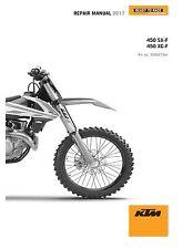 Kawasaki motorcycle atv manuals literature ebay ktm 450sx f xc f 2017 repair manual fandeluxe Gallery