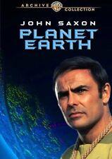 PLANET EARTH (1974 John Saxon) TV Movie -  Region Free DVD - Sealed