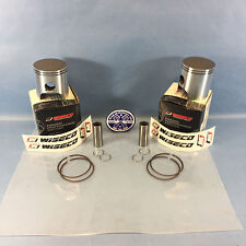 NEW POLARIS 440 LIQUID COOLED STD BORE WISECO PISTON SETS 2001-2007 IQ XCR PRO X