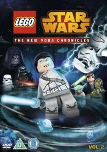 Lego Star Wars Yoda Chronicles Vol 2 DVD *NEW*