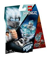 70683 LEGO Ninjago Spinjitzu Slam - Zane Spinner Launcher & Shooter Set 63 Piece