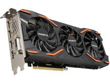 GIGABYTE GeForce GTX 1080 DirectX 12 GV-N1080D5X-8GD 8GB 256-Bit GDDR5X PCI Expr