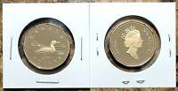 Canada 2001 Proof Gem UNC Regular Loonie!!