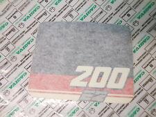 DECAL PORTAFARO CAGIVA ELEFANT 200 PART N.(800050816)