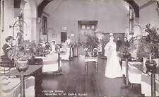 Rugby. Hatton Ward, Hospital of St Cross by Over's Book Shop, Rugby.