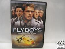 Flyboys * DVD * Fullscreen * James Franco *