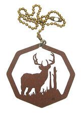 Buck Deer Fan Pull - Ornament
