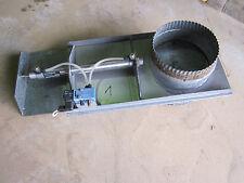 pneumatischer Absperrschieber für Absauganlage Absaugung Schieber  DN ca. 160 mm