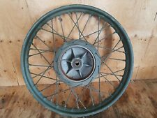 """NOS CAN AM BOMBARDIER MILITARY 19"""" FRONT WHEEL CAN-AM FREE SHIPPING U.S.+CANADA"""
