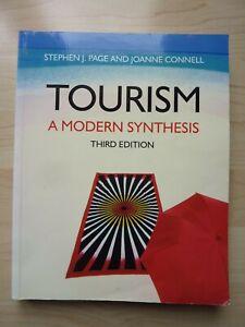 Tourism - a modern Synthesis - third Edition - englisch