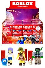 Roblox Mystery Blind Bag Box Action Figure Series Virtual Item Code 5pc SEALED