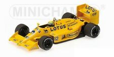 Lotus 99T Ayrton Senna 1987 Minichamps 1:43 540874312