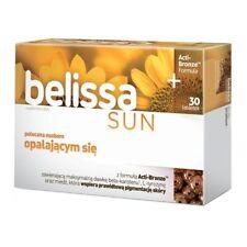 BELISSA SUN 30 tabl. beta karoten opalanie zdrowa skóra tanning skin care