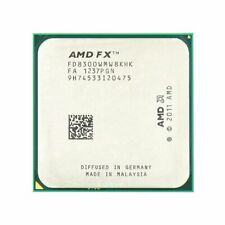 Original AMD FX-Series FX-8300 3.3GHz Socket AM3 Eight-Core Processor CPU 8MB