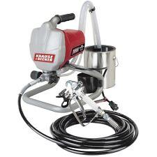 Airless Paint Sprayer Kit, 3000 PSI, ⅝ HP, 25' Hose