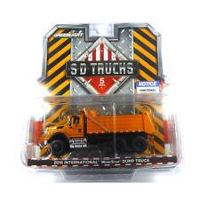 Greenlight 45050 Workstar Dump Truck Orange - SD Trucks Scale 1:64 New °