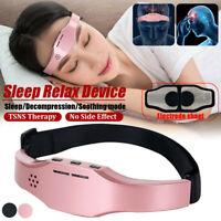Elektrische Schlaf Maschine Einschlafhilfe Schlafhilfe Therapie SPA Entspannen