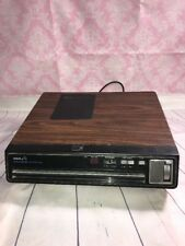 Vintage RCA SelectaVision Video Disc Player Rare Selling as Not working!