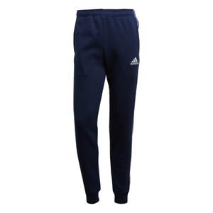 adidas Jogging Hose Herren Baumwolle lang Sweatpant Jogginghose blau Gr M-3XL